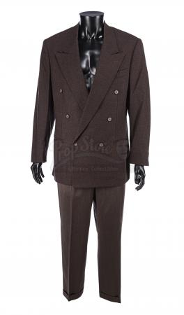 Lot #302 - THE GODFATHER PART III (1990) - Don Michael Corleone's (Al Pacino) Suit