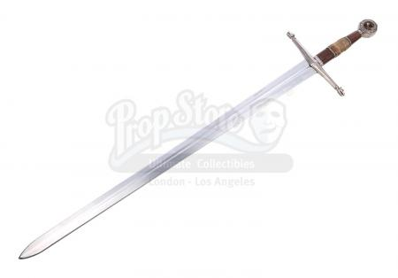 Lot #446 - KINGDOM OF HEAVEN (2005) - Balian de Ibelin's (Orlando Bloom) Hero Sword