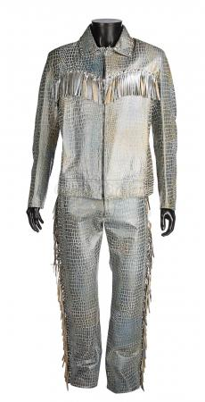 Lot #483 - LOVE ACTUALLY (2003) - Billy Mack's (Bill Nighy) Snakeskin Suit