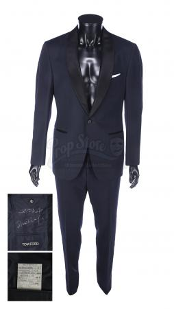 Lot #410 - JAMES BOND: SKYFALL (2012) - James Bond's (Daniel Craig) Tuxedo
