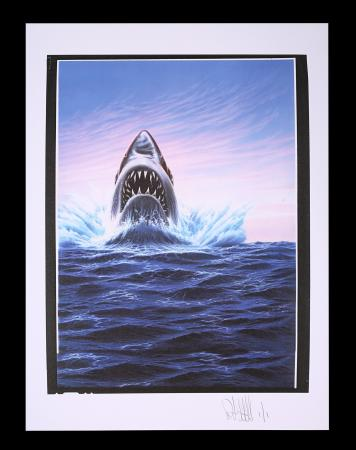 Lot #95 - JAWS: THE REVENGE (1987) - FEREF ARCHIVE: Original Transparencies and Negatives with 1 of 1 Proof Print, 2021