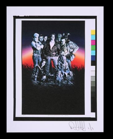 Lot #293 - NIGHTBREED (1990) - FEREF ARCHIVE: Original Transparencies, 35mm Slides and Negatives with 1 of 1 Proof Print, 2021